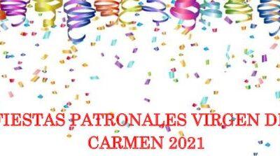 FIESTAS DEL CARMEN 2021